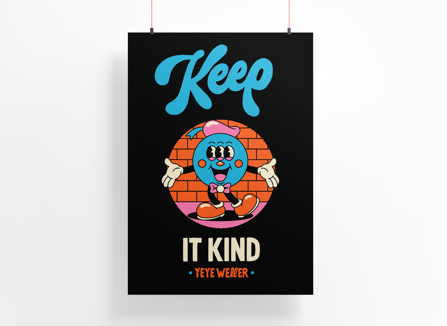 KIND - LIMITED EDITION PRINT