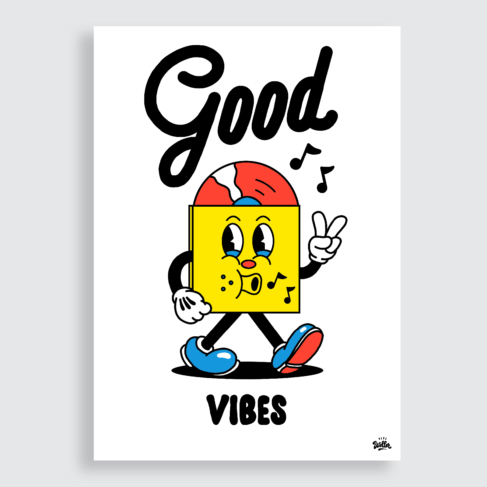 VIBES - LIMITED EDITION
