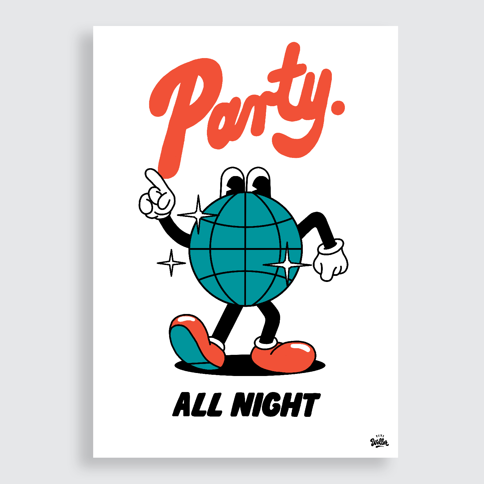 PARTY - LIMITED EDITION