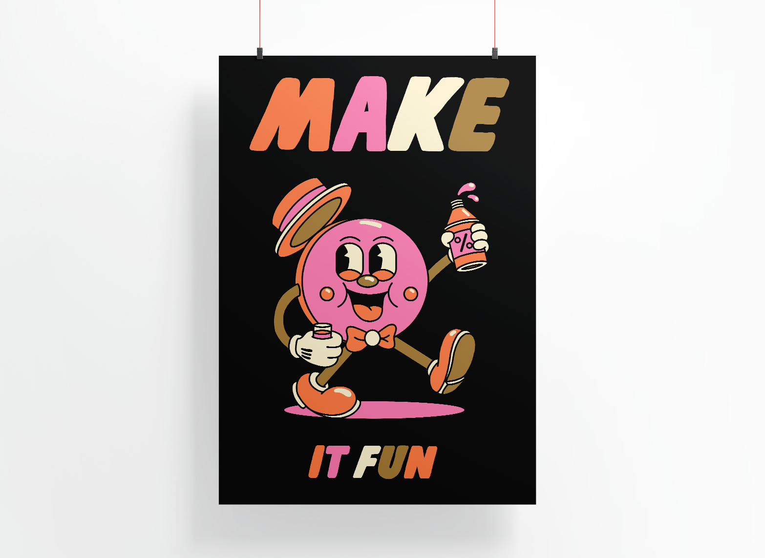 FUN - LIMITED EDITION PRINT