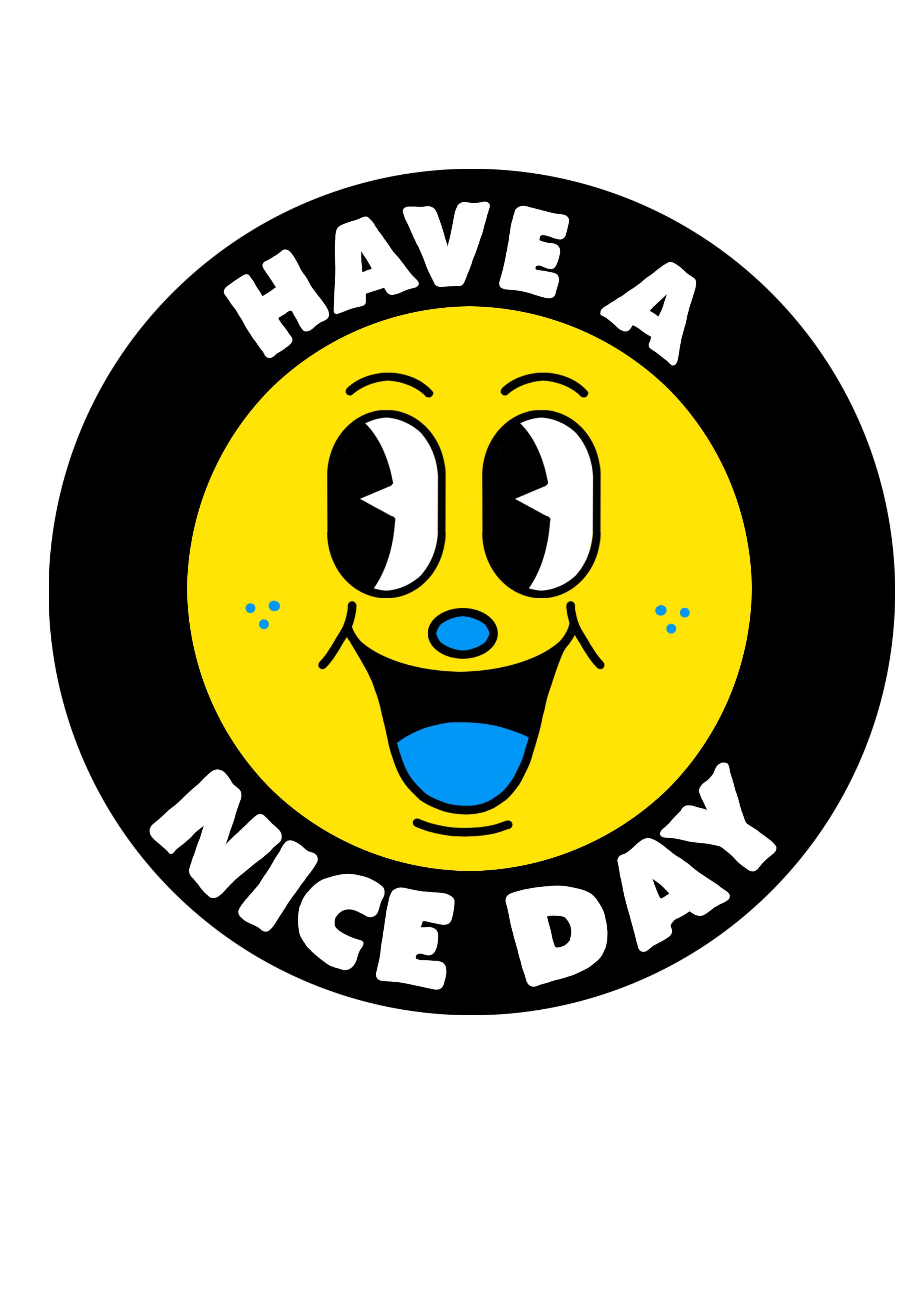 NICE DAY - PIN